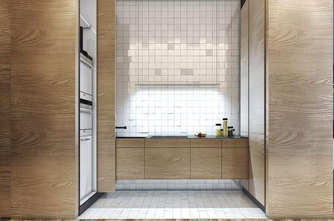 奢华大气厨房橱柜装饰设计图片