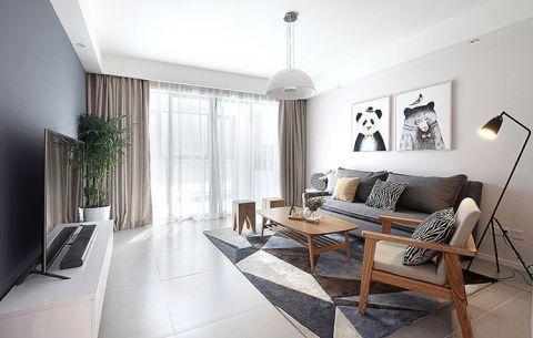 2018简约110平米装修设计 2018简约套房设计图片