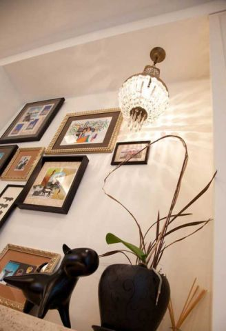 设计精巧客厅沙发装修效果图欣赏