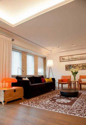 美好客厅现代设计图欣赏