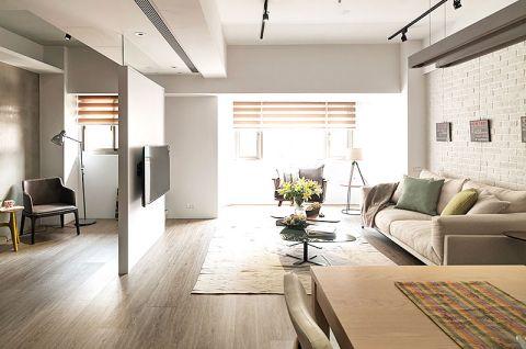 2018北欧70平米设计图片 2018北欧公寓装修设计