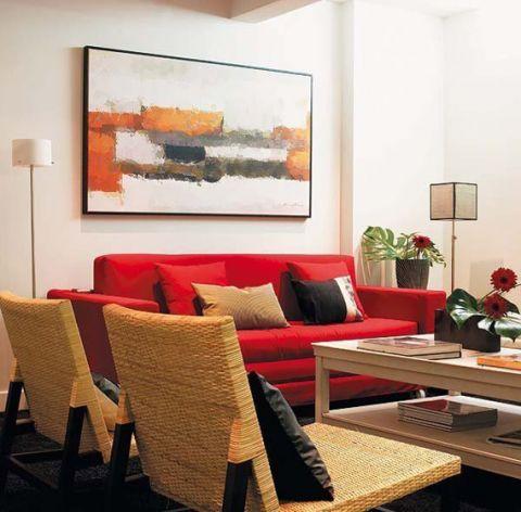 2018现代60平米以下装修效果图大全 2018现代一居室装饰设计
