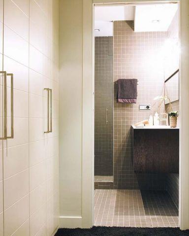 2018现代卫生间装修图片 2018现代背景墙装修图片