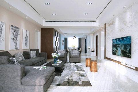 2018简约240平米装修图片 2018简约二居室装修设计