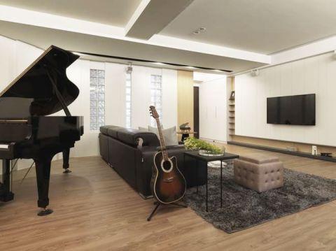 2018现代简约240平米装修图片 2018现代简约二居室装修设计