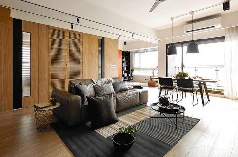 简约风格公寓159平米家装设计