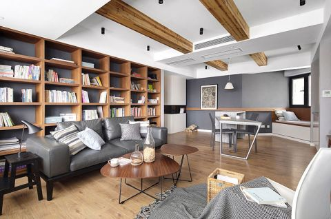 2018现代150平米效果图 2018现代套房设计图片