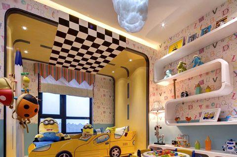 典丽矞皇儿童房设计