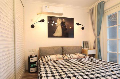 淡雅卧室装修设计图片