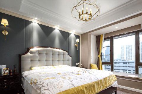 纯净卧室吊顶装修设计