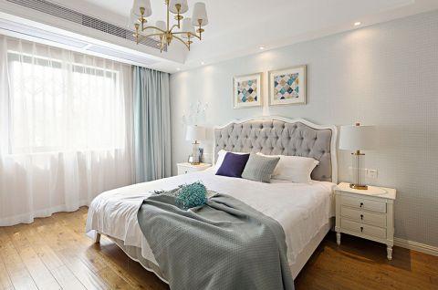 温暖床装潢图