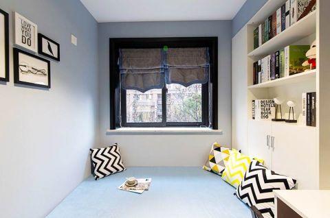 独具一格白色卧室设计图