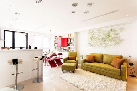 2019现代70平米设计图片 2019现代公寓u乐娱乐平台设计