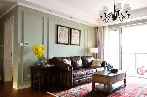 2018美式150平米效果图 2018美式二居室装修设计