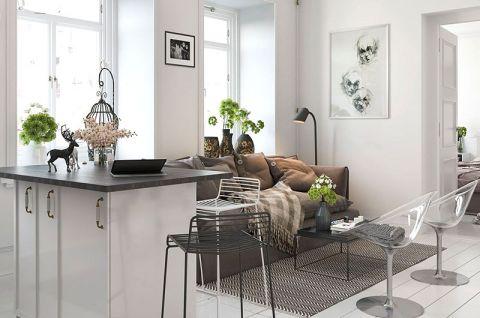 2018现代70平米设计图片 2018现代公寓装修设计