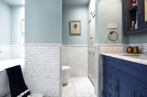 现代浴室柜图片