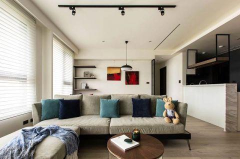 2018现代简约90平米装饰设计 2018现代简约公寓装修设计
