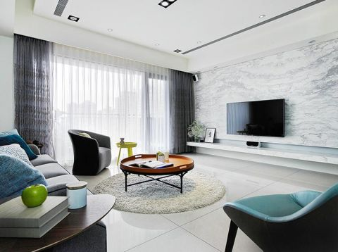 2019现代90平米装饰设计 2019现代套房设计图片