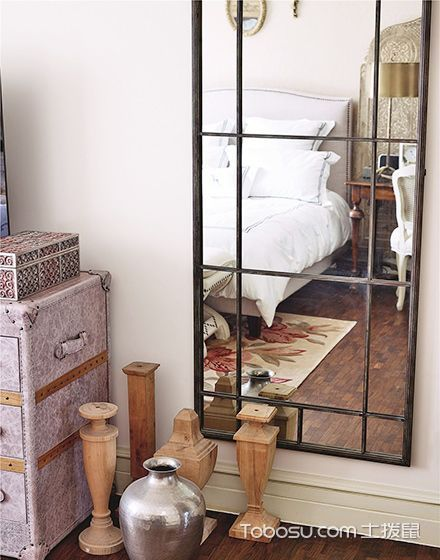 2019法式卧室装修设计图片 2019法式地砖装修图片
