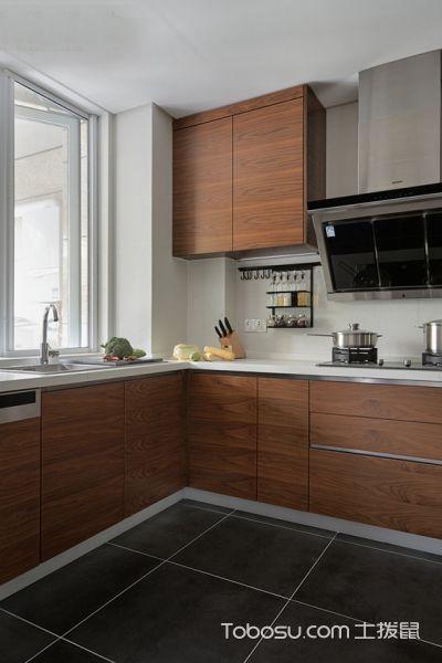 2018现代厨房装修图 2018现代地砖装修设计