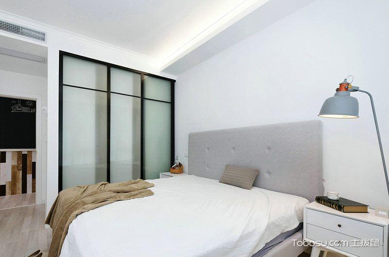2018北欧卧室装修设计图片 2018北欧背景墙装饰设计