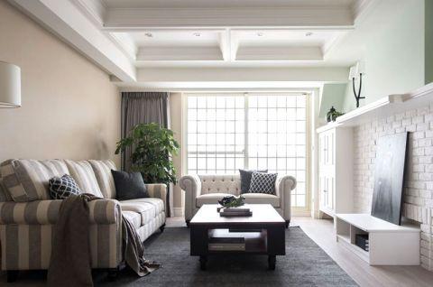 2018混搭110平米装修设计 2018混搭二居室装修设计