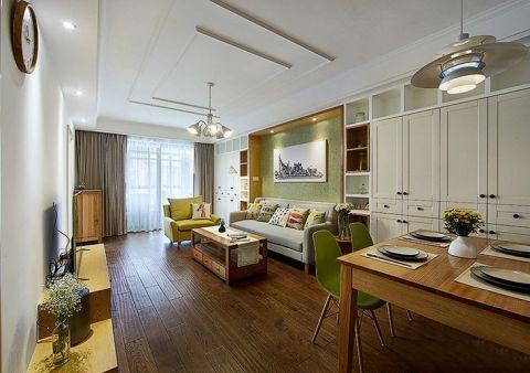 简约风格套房120平米室内装饰