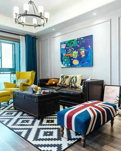 2020混搭90平米装饰设计 2020混搭公寓装修设计