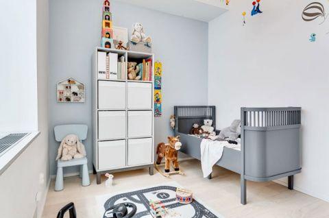 优雅儿童房设计效果图