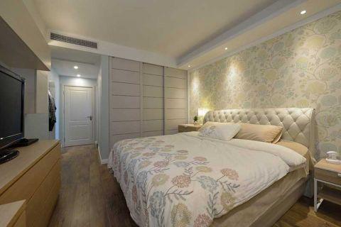 庄重卧室现代简约家装设计