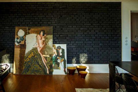 风雅背景墙装修图片