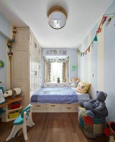 2019法式儿童房装饰设计 2019法式吊顶装修效果图片