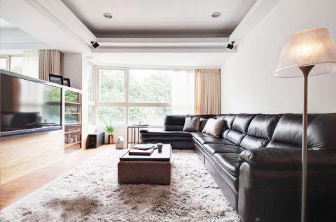 2018简约90平米装饰设计 2018简约公寓装修设计