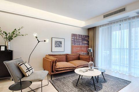 2018现代简约110平米装修设计 2018现代简约套房设计图片