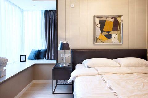 2018现代简约卧室装修设计图片 2018现代简约背景墙装饰设计