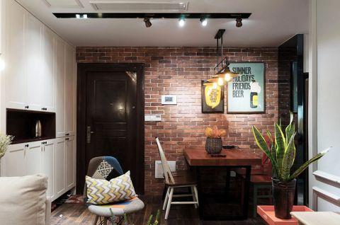 2019简约150平米效果图 2019简约三居室装修设计图片