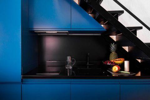 真实厨房现代装修效果图2018