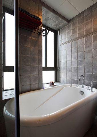 美好浴缸装修设计图片