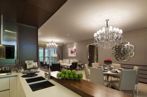 2018现代150平米效果图 2018现代二居室装修设计