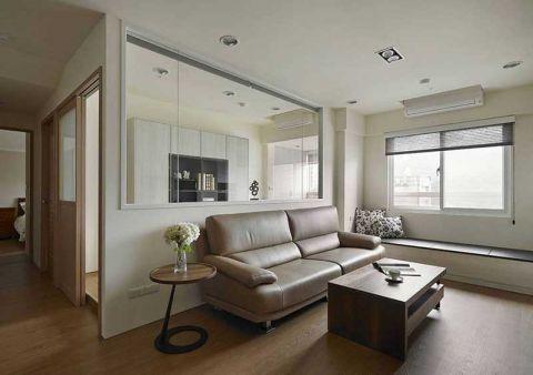 2018现代简约90平米装饰设计 2018现代简约二居室装修设计