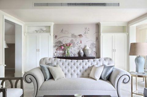2018混搭客厅装修设计 2018混搭沙发装修设计