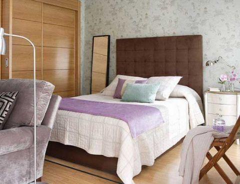 2018现代卧室装修设计图片 2018现代衣柜装修效果图片