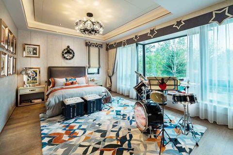 2019简约150平米效果图 2019简约二居室装修设计