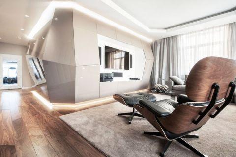 2019现代中式90平米装饰设计 2019现代中式小户型装修效果图大全