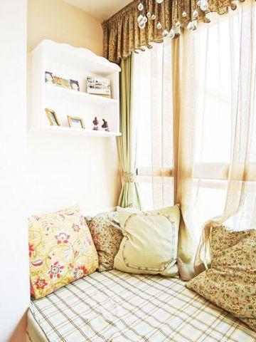 2021现代中式卧室装修设计图片 2021现代中式榻榻米装修设计
