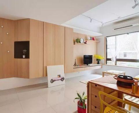 2019现代中式110平米装修设计 2019现代中式套房设计图片