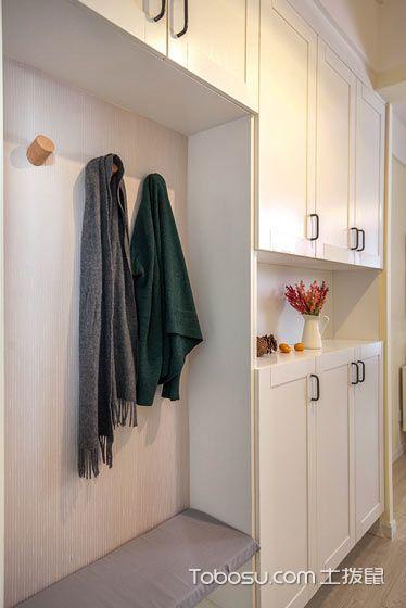 100平米现代简约装修 20万装舒适温馨家
