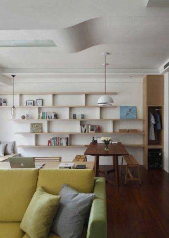 精美绝伦客厅抱枕沙发设计图欣赏