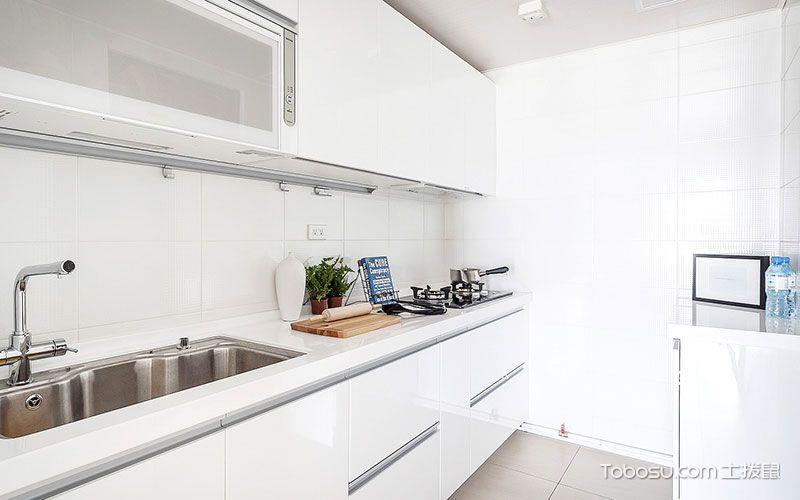 115平北欧风格公寓装修图 散发温暖的味道