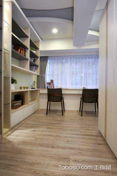 开放式设计 66平现代质感一居